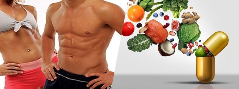 Suplementos Alimentares e Massa Muscular - Loja online