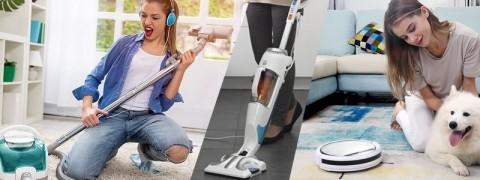 Aspiradores Robot | Verticais | Aspirador de agua baratos online
